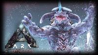 【矿蛙】方舟生存进化 灭绝#13 最强战力冰原泰坦(公主?
