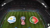 2018世界杯-卡瓦尼冲顶破门 乌拉圭铁血防守葡萄牙颗粒无收!