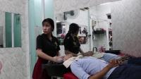 为啥中国男性去越南旅游都喜欢去理发店? 网友: 80元的一条龙服务