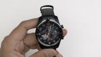 小泽VLOG: TicWatch Pro手表开箱体验 这块谷歌手表有两种材质屏幕?