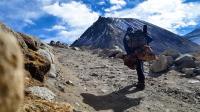 【环华十年】冬季徒步西藏冈仁波齐, 52公里的转山路一天走完