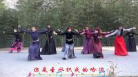 紫竹院广场舞——卓玛泉, 跳的优美, 百看不厌!