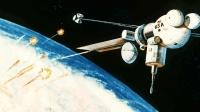 美国侦察卫星成天对着中国拍照 我们明明可以 却为啥不把卫星打掉?