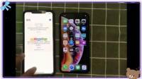 大米评测苹果XS iPhoneXR组装机性能展示iPhone8plus
