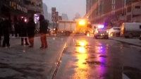 突发!郑州一小区热力管网爆管 致3死1伤