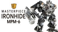 KL变形金刚玩具分享378 MPM-6 IRONHIDE 铁皮