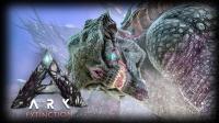 【矿蛙】方舟生存进化 灭绝#14 惨烈的王者之战! 暴君泰坦王