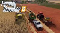 在红土庄园上经营新的农场 | 模拟农场19 #2 (Farming Simulator 19)