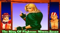 拳皇97三问号组队模式玩家娱乐实况对战第二篇