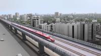 印度建超级高铁, 时速高达1100公里, 网友: 拿生命在超越中国!