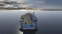 官媒披露中国航母建造情况,南北同时开工两艘