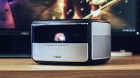 投影仪其实是一种生活方式 坚果X3 4K智能投影体验「轻电科技」
