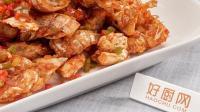 红椒绿椒口味独特, 这么好吃的皮皮虾怎能放过?