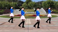 益馨原创广场舞《没有你陪伴我真的好孤单》简单好看32步健身舞