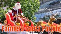 奥克兰市中心皇后大街, 每年举办的盛大圣诞游行