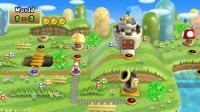 新超级马里奥兄弟Wii  4期 1-小城堡关