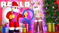小飞象解说✘Roblox礼物大亨 帮圣诞老人准备礼物! 有什么惊喜呢? 乐高小游戏
