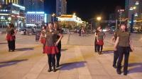 欢快轻盈的广场舞: 爱情就像一阵风-延吉拉丁舞蹈队