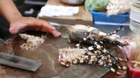 日本街头美食之美味的大龙虾