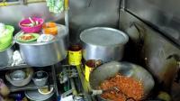 新加坡街头小吃黄金地段小贩中心异国风味