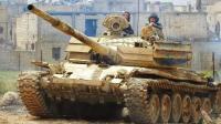 坦克之壁 T-72 打赢它才是合格的现代坦克