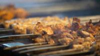 【屌丝吃大街】古杰兰瓦拉夜市烧烤-巴基斯坦之旅