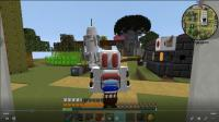 6阶火箭图纸——甜萝酱我的世界Minecraft《SEVTECH AGES》赛文科技模组生存#49