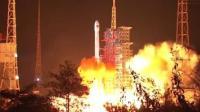 嫦娥四号探测器成功发射 开启首次月背之旅