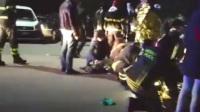 意大利夜店发生踩踏 6人死亡100人受伤