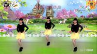 阳光美梅原创广场舞《阿哥阿妹》3-水兵舞风格-编舞: 美梅