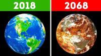 如果地球50年不下雨, 将会发生什么变化? 科学家: 蓝球或变黄球!