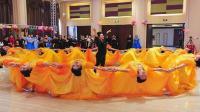 盘锦市老年大学国标舞班、萨克斯班喜迎2019新年联欢会