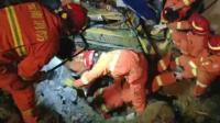 四川泸州山体滑坡 12人被埋 已救出6人