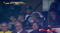 来了!梅西现身伯纳乌看台 现场观战解放者杯决赛