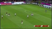 意甲-库特罗内错失绝杀 AC米兰0-0战平都灵
