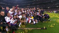 荣耀时刻!河床全队捧起解放者杯 历史上第4次登上南美王座