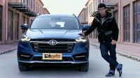 自主SUV的精致之选 疯子康体验天津一汽骏派D80