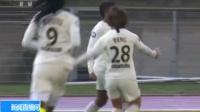法甲女足第13轮联赛 王霜再助大巴黎获胜