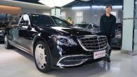 落地170多万的加价神车奔驰迈巴赫, 不足1年跌掉30万, 值得买吗?