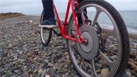世界上最省力的自行车, 把重力转变动力, 胖子们的福音!