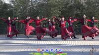 紫竹院广场舞——草原情, 刚学的一支舞