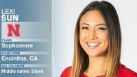 2018.12.07 肯塔基大学 vs 内布拉斯加大学 孙乐喜 - 区域半决赛 美国NCAA女排联赛