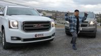 美式大块头的对决, 这两款SUV是猛男还是徒有其表?
