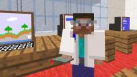 大海解说 我的世界Minecraft 极限特工潜入秘密实验室