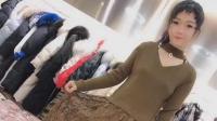 其其服饰新款冬季针织打底系列超值好质量实拍视频