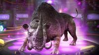 侏罗纪世界游戏第1262期 庞然猛玛巨犀 首只新生代混种生物要来了 亮哥解说恐龙游戏