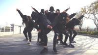 超帅气飞机舞 LVC舞团酷炫的一批编舞