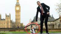 世界上最矮的男人, 身高0.5米终生未娶, 网友: 土地公?