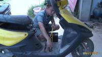 摩托车日常维护与故障维修(第一集)