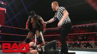 【RAW 12/10】新裁判希斯莱特公然防水 任由巴比莱斯利进场干扰比赛